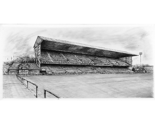 West Stand Lansdowne Road